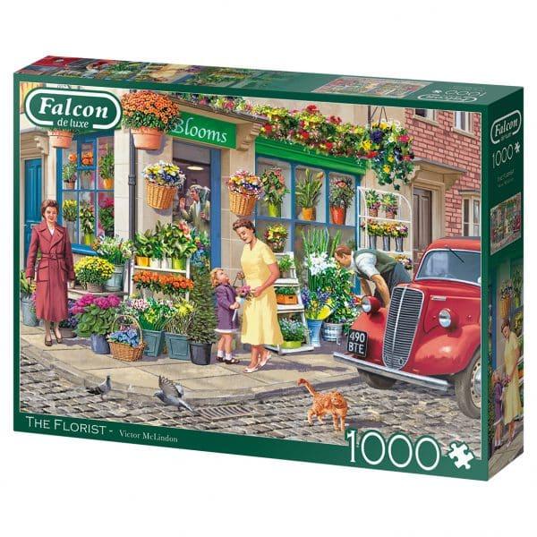 The Florist Jumbo11297 02 Legpuzzels.nl
