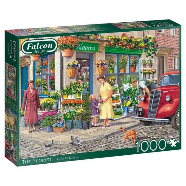 The Florist Jumbo11297 03 Legpuzzels.nl
