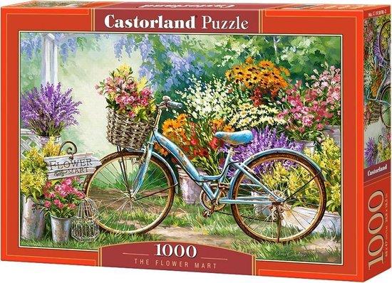 The Flower Mart Castorland103898 2 02 Legpuzzels