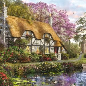 The Gardener S Cottage Jumbo11205 01 Legpuzzels.nl
