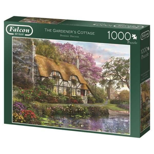 The Gardener S Cottage Jumbo11205 02 Legpuzzels.nl