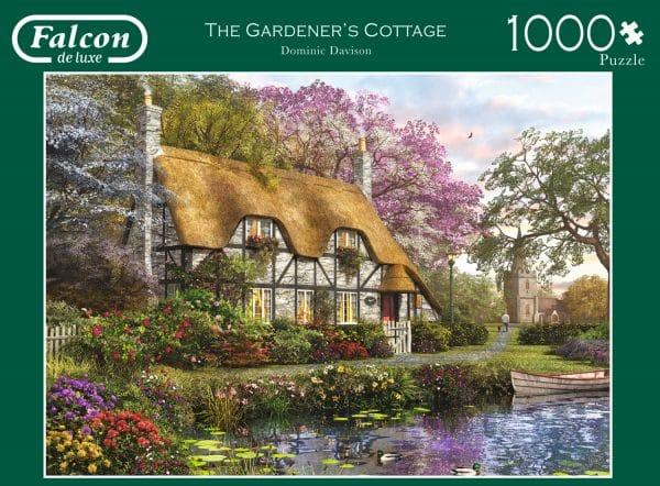 The Gardener S Cottage Jumbo11205 04 Legpuzzels.nl