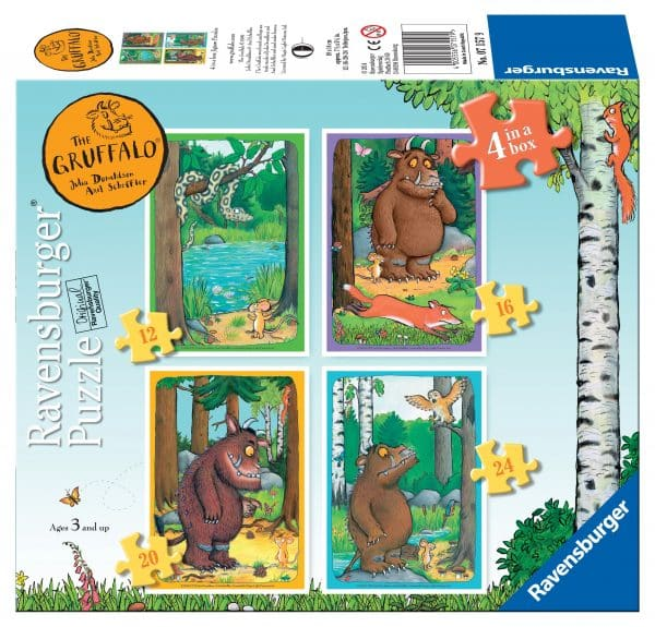 The Gruffalo 4 In 1 Ravensburger071579 01 Kinderpuzzels.nl .jpg