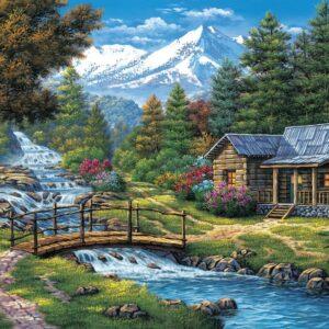 the little fishermann 4471 art puzzel 1