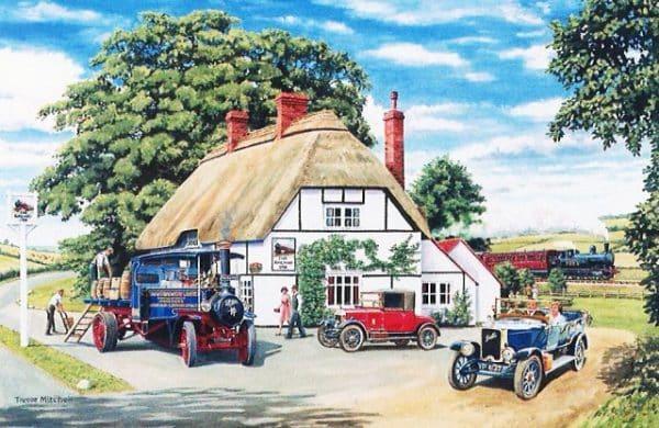 The Railway Inn The House Of Puzzles Legpuzzel 5060002000533 1.jpg