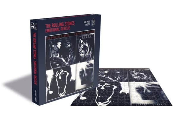 The Rolling Stones Emotional Rescue Rocksaws