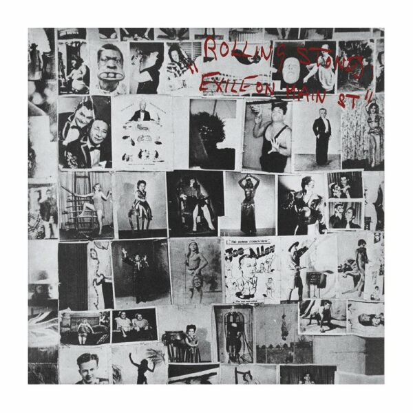 The Rolling Stones Exile On Main Street Rocksaws
