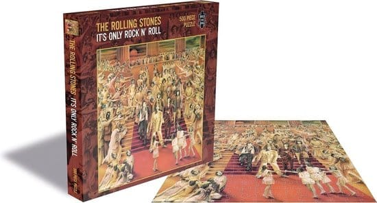 The Rolling Stones Its Only Rock And Roll Rocksaws
