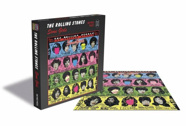 The Rolling Stones Some Girls Rocksaws