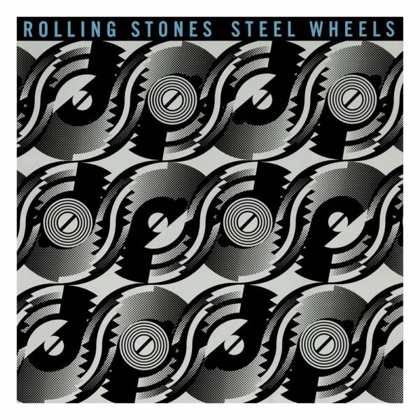 The Rolling Stones Steel Wheels Rocksaws