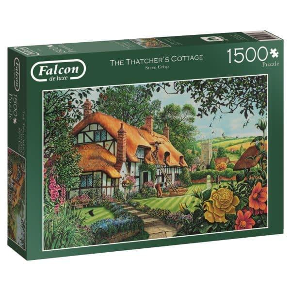 The Thatcher S Cottage Jumbo11113 03 Legpuzzels.nl