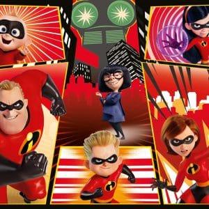 The Incredibles 2 Disney Elastigirl