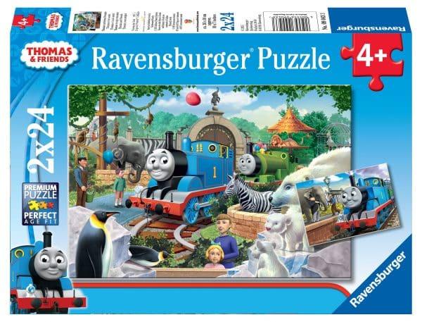 Thomas De Trein Thomas En Zijn Vrienden Ravensburger090433 01 Kinderpuzzels.nl .jpg