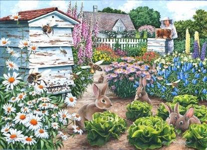 Torridon Collection Big 500 Piece Honey Bunnies Launches July 2019.jpg