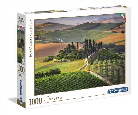 Toscane Clementoni Italië