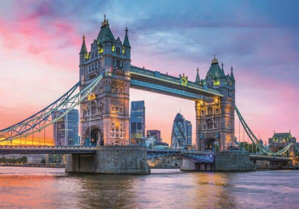 Tower Bridge Sunset Clementoni londen