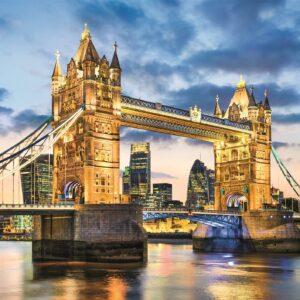 Tower Bridge At Dusk Clementoni Londen