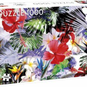 Tropical Florals Legpuzzels