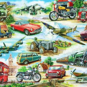 Truly Classic The House Of Puzzles Legpuzzel 5060002002230 1.jpg
