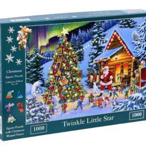 twinkle little star 1000 stukjes legpuzzels.nl