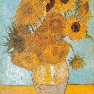 van gogh zonnenbloemen 98306 1 clementoni