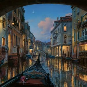 Venetiaanse Droom Ravensburger164608 01 Legpuzzels.nl