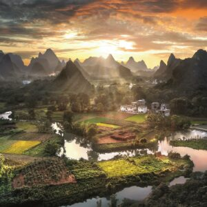 View Of China Clementoni