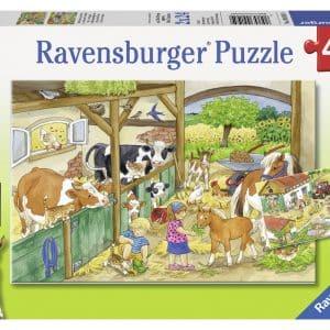 Vrolijk Boerderijleven Ravensburger091959 01 Kinderpuzzels.nl .jpg