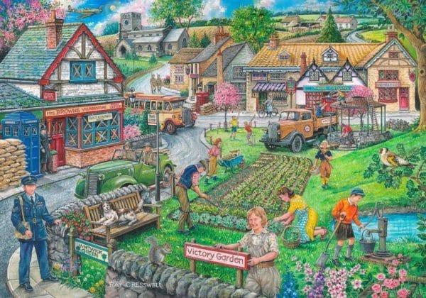 Wartime boerderij