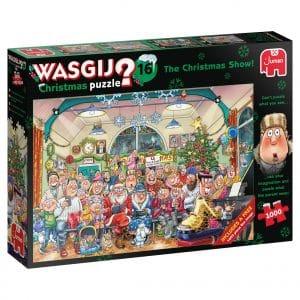Wasgij Christmas 16 De Kerst Show! Jumbo 19183 Int 3
