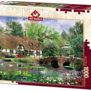 Waterlilies Art Legpuzzels