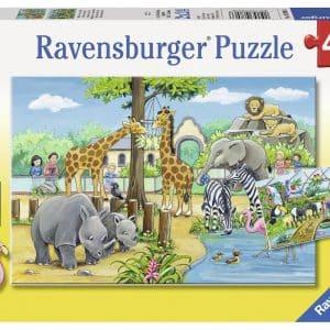 Welkom In De Dierentuin Ravensburger078066 01 Kinderpuzzels.nl .jpg