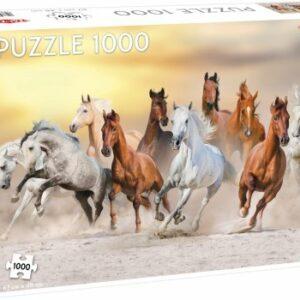 Wild Horses Legpuzzels