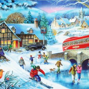 Winter Games The House Of Puzzles Legpuzzel 5060002001578 1.jpg