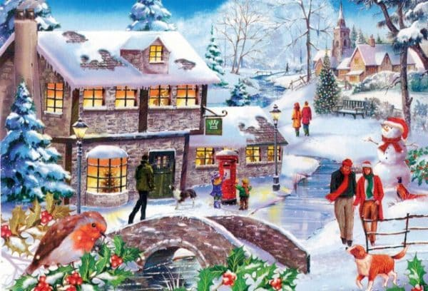 Winter Walk The House Of Puzzles Legpuzzel 5060002003794 1.jpg