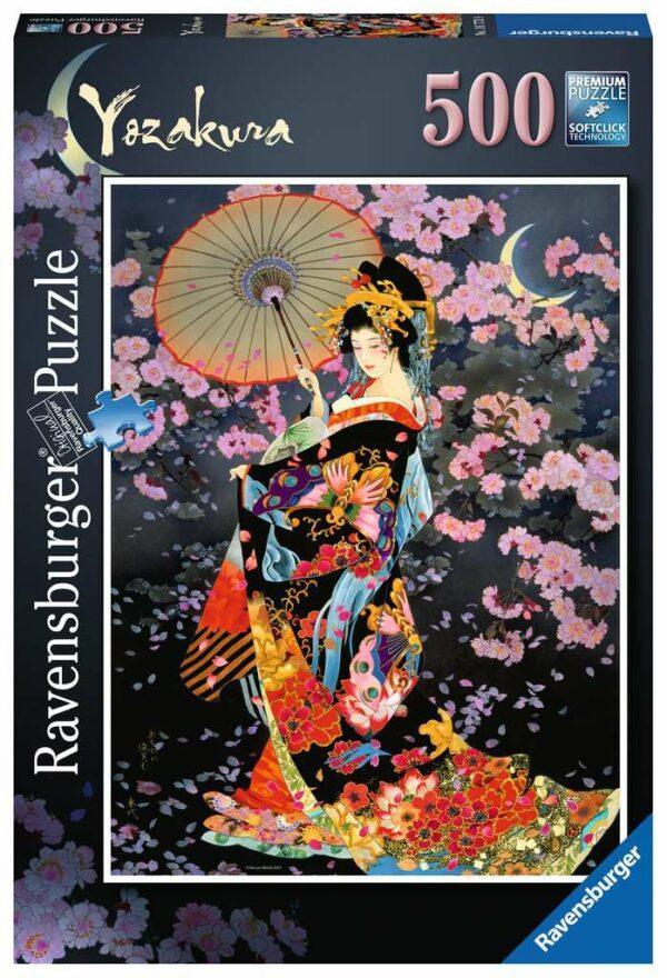 yozakura 16773 ravensburger 2