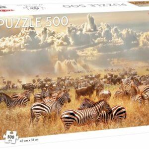 Zebra Herd Tactic