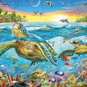 zeeschildpadden 129423 1 ravensburger