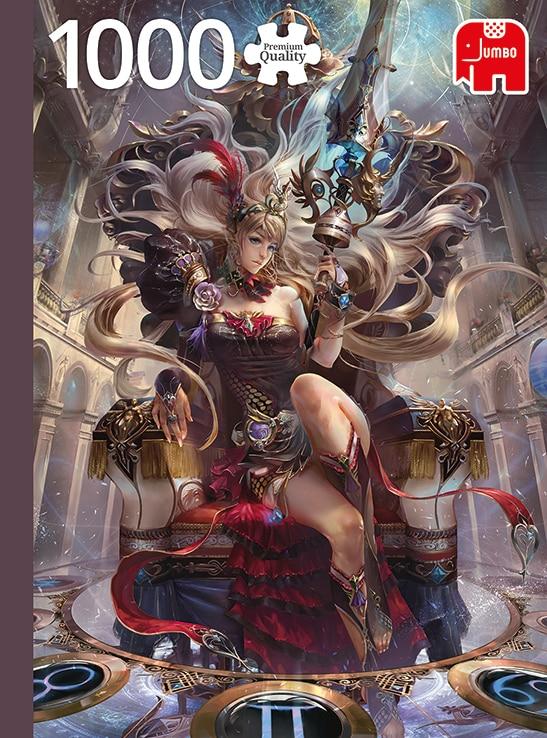 Zodiac Queen Jumbo18857 01 Legpuzzels.nl