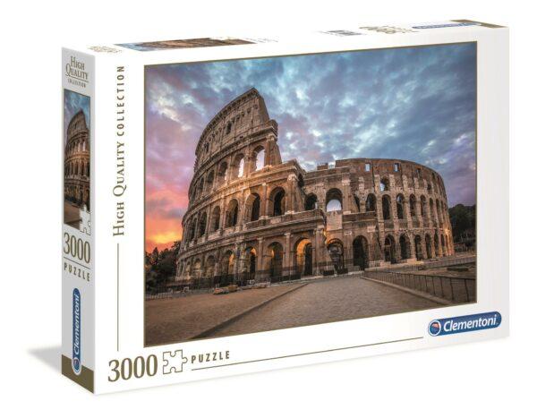 Zonsopgang Colosseum Clementoni