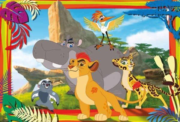 De Leeuwenkoning Lion King
