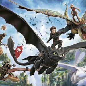 dragons de verborgen wereld 1 ravensburger