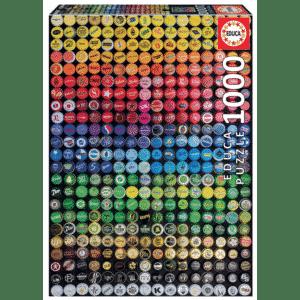 educa collage kroonkurken legpuzzel van 1000 stukj