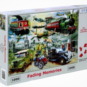 fading memories puzzel 1000 legpuzzels.nl mc529