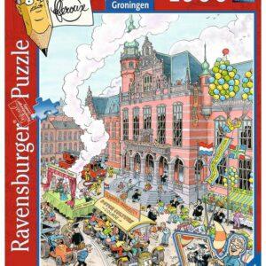 Fleroux Groningen Legpuzzels