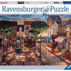 Geschilderd Parijs Ravensburger Legpuzzels