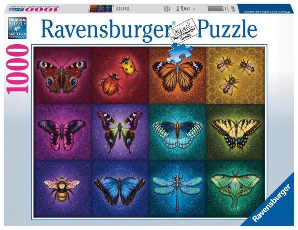 Gevleugelde Dieren Ravensburger