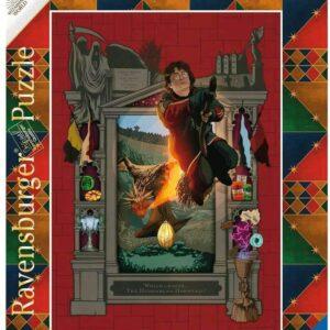 Harry Potter 4 Legpuzzels