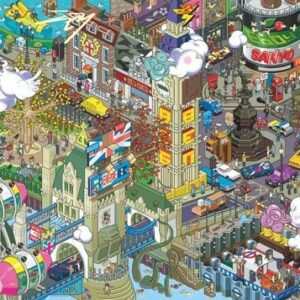 Heye29935 London Quest Legpuzzels.nl