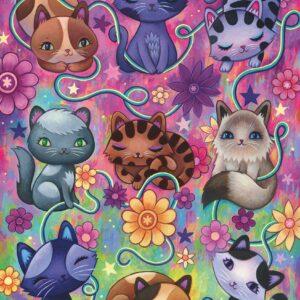 heye29955 kitty cats dream legpuzzels.nl